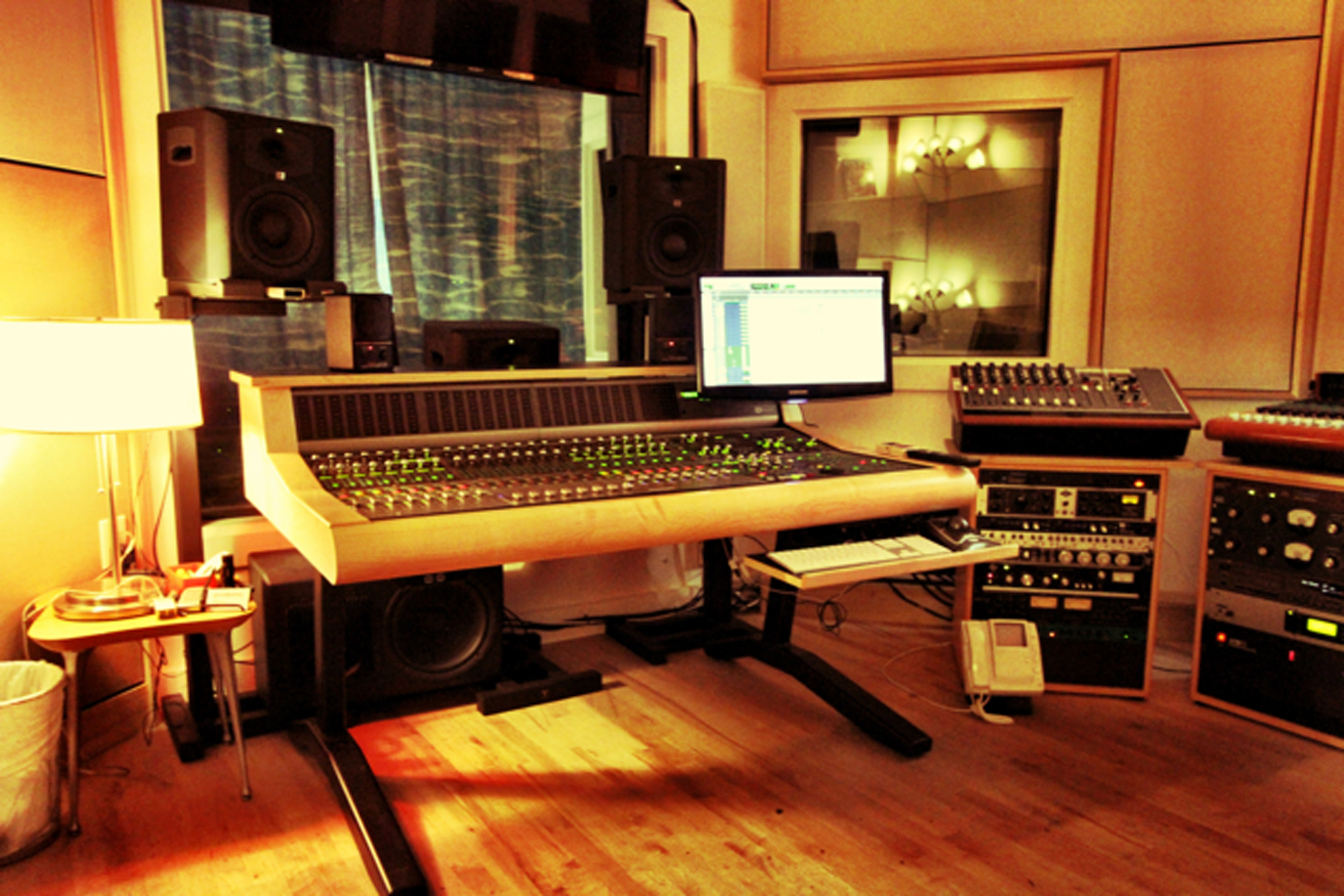 Control/Mix Room East